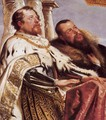 The Gonzaga Family Worshipping the Holy Trinity (detail) - Peter Paul Rubens