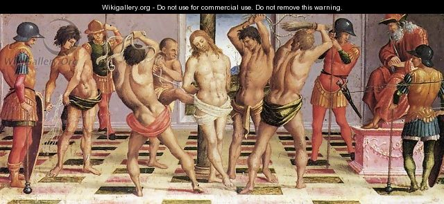 The Flagellation 2 - Luca Signorelli