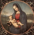 Madonna with the Book (Connestabile Madonna) 2 - Raffaelo Sanzio