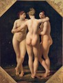 The Three Graces - Regnault Henri