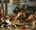 Bacchanal in Honour of Pan - Sebastiano Ricci
