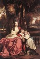 Lady Elizabeth Delme and her Children - Sir Joshua Reynolds