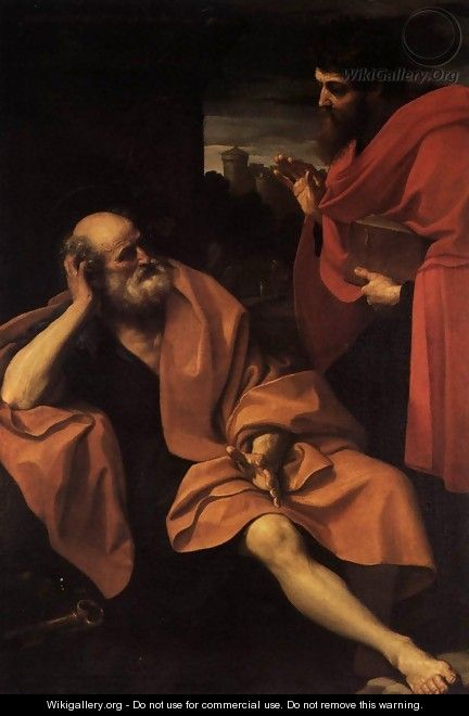 Sts Peter and Paul - Guido Reni