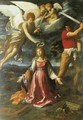 The Martyrdom of St Catherine of Alexandria - Guido Reni