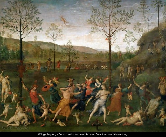 Combat of Love and Chastity - Alvaro Di Pietro (Pirez D