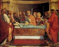 Dormition of the Virgin - Pennacchi Gerolamo de Pier-Marie