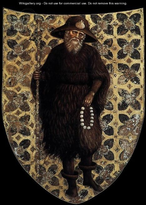 Pellegrini Family Coat-of-Arms - Antonio Pisano (Pisanello)