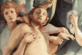 Deposition (detail) 2 - (Jacopo Carucci) Pontormo