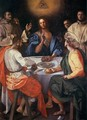 Supper at Emmaus - (Jacopo Carucci) Pontormo