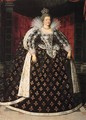 Marie de Medicis, Queen of France - Frans, the Younger Pourbus