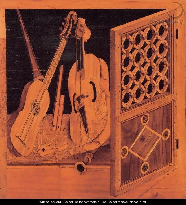 Musical instruments 2 - Antonio and Paolo Mola