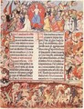 Missal of St Eulalia - Spanish Unknown Masters