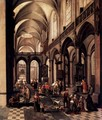 Interior of a Flemish Church - Peeter, the Elder Neeffs