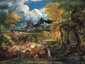 Bucolic Landscape 2 - Pieter the Younger Mulier (Tampesta, Pietro)