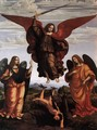 The Three Archangels - Marco d' Oggiono