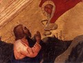 Christ in the Garden of Gethsemane (detail) - Masaccio (Tommaso di Giovanni)
