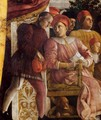 The Court of Gonzaga (detail) 3 - Andrea Mantegna
