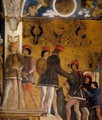 The Court of Gonzaga (detail) 2 - Andrea Mantegna