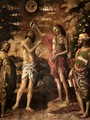 Baptism of Christ - Andrea Mantegna