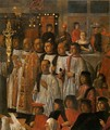 Miracle of the Relic of the Holy Cross in Campo San Lio (detail) - Giovanni Mansueti