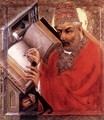 St Gregory - Master Theoderic