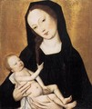 Virgin and Child - Master of the Life of the Virgin