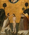 Scenes from the Life of Saint John the Baptist 2 - Master of the Life of Saint John the Baptist