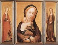 Triptych - Master of Saint Veronica