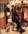 The Seven Works of Mercy (detail) - Master of Alkmaar