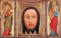 Triptych The Holy Visage of Christ - (Master of Minden) Bertram