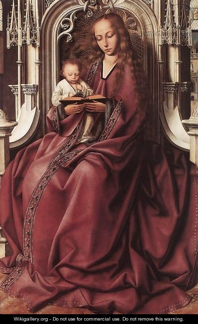 Virgin and Child 2 - Workshop of Quentin Massys