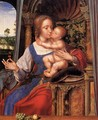 Virgin and Child - Workshop of Quentin Massys