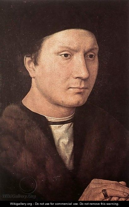 Portrait of a Man 2 - Hans Memling