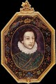 Portrait of the Young Louis XIII - Jean Limosin