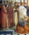 The Funeral of St Stephen (detail) 2 - Filippino Lippi