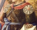 St Michael (detail) - Filippino Lippi