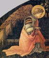 Annunciation (detail) 7 - Filippino Lippi