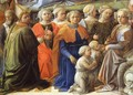 Coronation of the Virgin (detail) 2 - Filippino Lippi