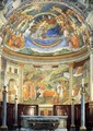 View of the Apse of the Cathedral - Filippino Lippi