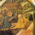 Funeral of St Jerome (detail) 3 - Filippino Lippi