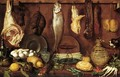 Kitchen Still-Life - (Jacopo Chimenti) Empoli