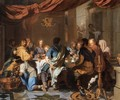 The Institution of the Eucharist - Gerard de Lairesse