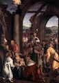 Adoration of the Magi - Hans Suss von Kulmbach