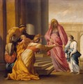 Presentation of the Virgin - Eustache Le Sueur