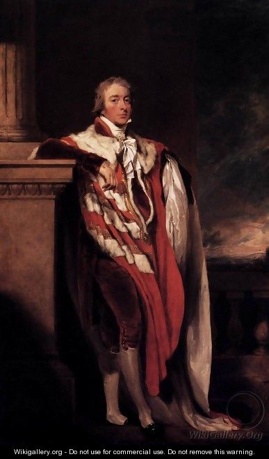 John Fane, Tenth Count of Westmorland 2 - Sir Thomas Lawrence