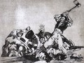 The same 2 - Francisco De Goya y Lucientes