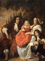 The Reepmaker Family of Amsterdam - Bartholomeus Van Der Helst