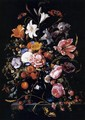 Vase with Flowers - Jan Davidsz. De Heem