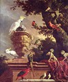 The Menagerie 2 - Melchior de Hondecoeter