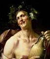 Self Portrait as Bacchus - Jan van Dalen